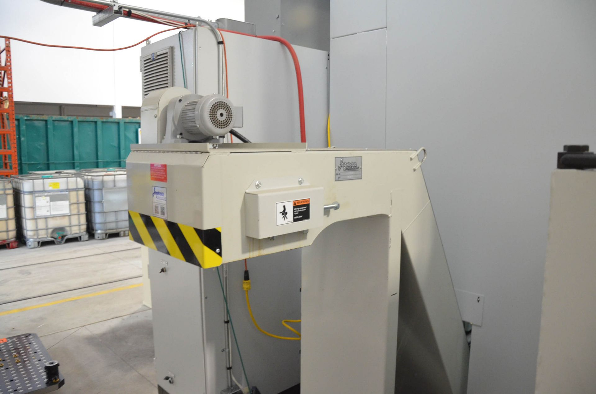 UNISIG (2020) USC-M38 5-AXIS COMBINATION CNC GUN DRILLING AND MILLING MACHINE WITH HEIDENHAIN ITNC - Image 15 of 17