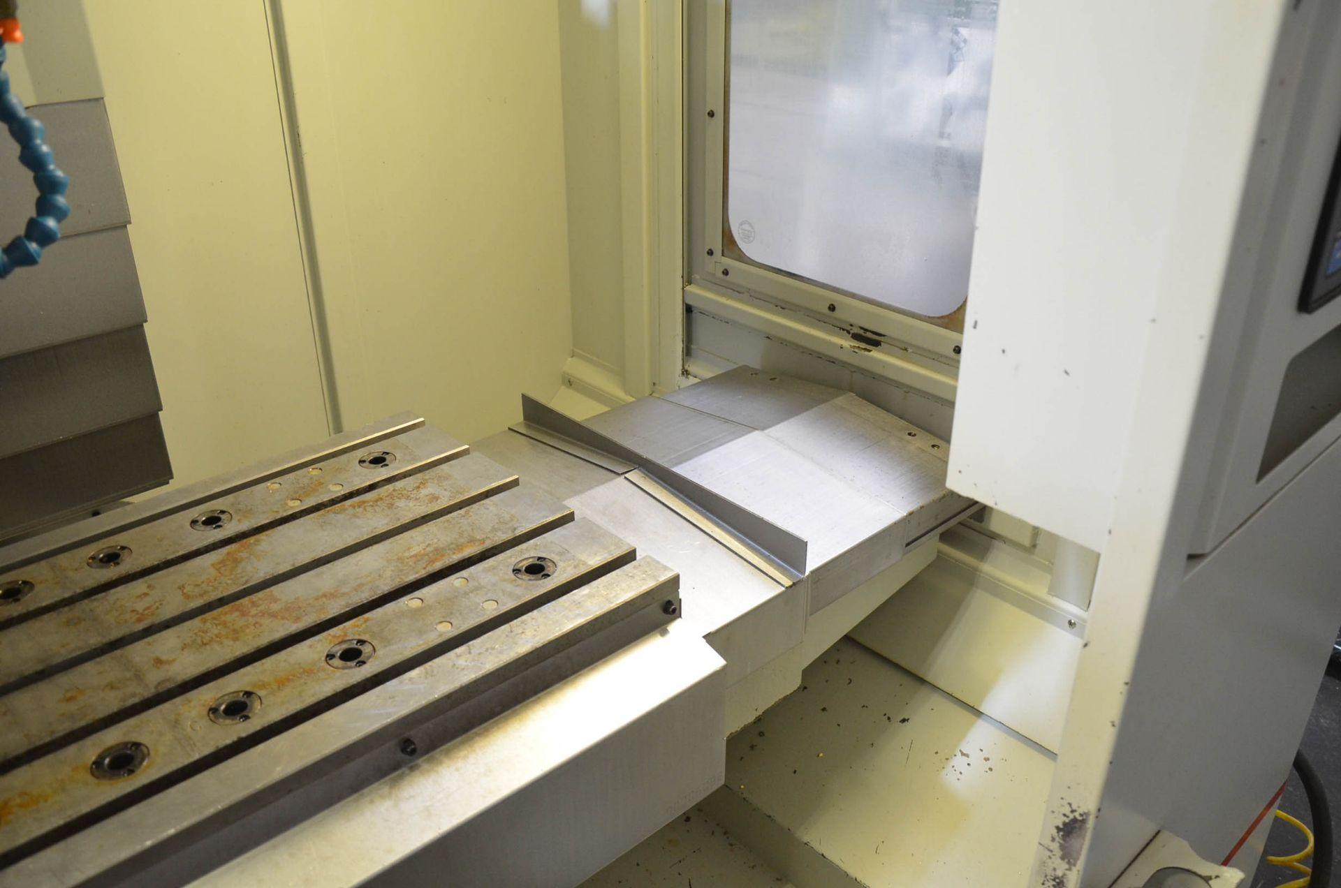 SWI (2014) TRAK LPM 4-AXIS READY CNC VERTICAL MACHINING CENTER WITH PROTO TRAK PMX CNC CONTROL, 19. - Image 10 of 12