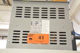 JVC 30KVA/600-220V/3PH/60HZ TRANSFORMER (CI) [RIGGING FEES FOR LOT #41 - $50 USD PLUS APPLICABLE