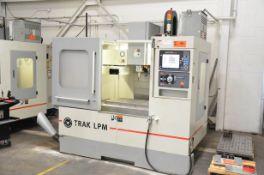 "SWI (2013) TRAK LPM CNC VERTICAL MACHINING CENTER WITH PROTO TRAK PMX CNC CONTROL, 19.5"" X 35.5"""
