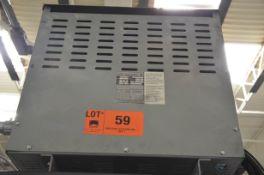 JVC 60KVA/600-208-120V/3PH/60HZ TRANSFORMER (CI) [RIGGING FEES FOR LOT #59 - $50 USD PLUS APPLICABLE