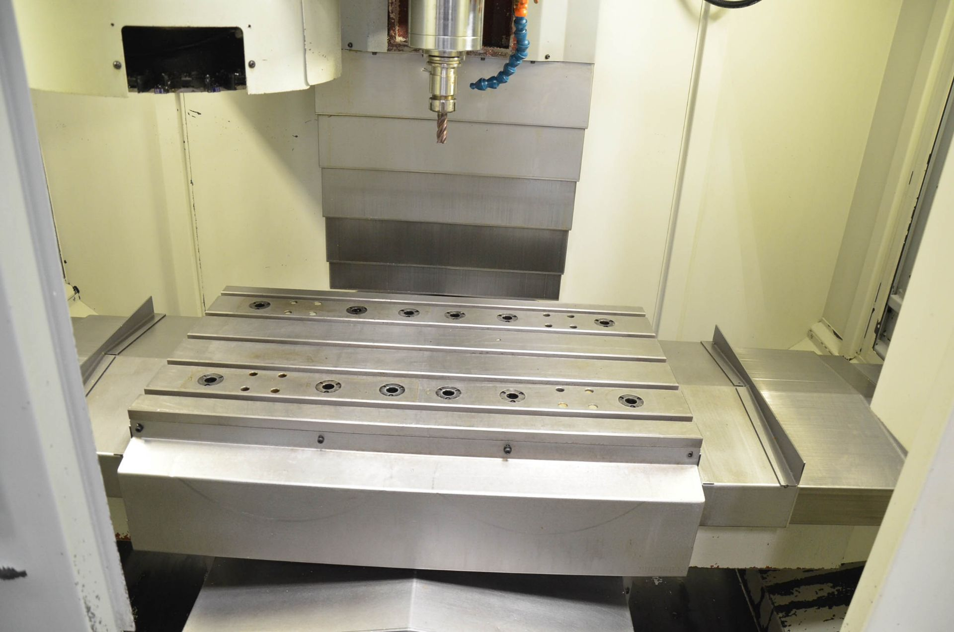 "SWI (2013) TRAK LPM CNC VERTICAL MACHINING CENTER WITH PROTO TRAK PMX CNC CONTROL, 19.5"" X 35.5"" - Image 5 of 9"