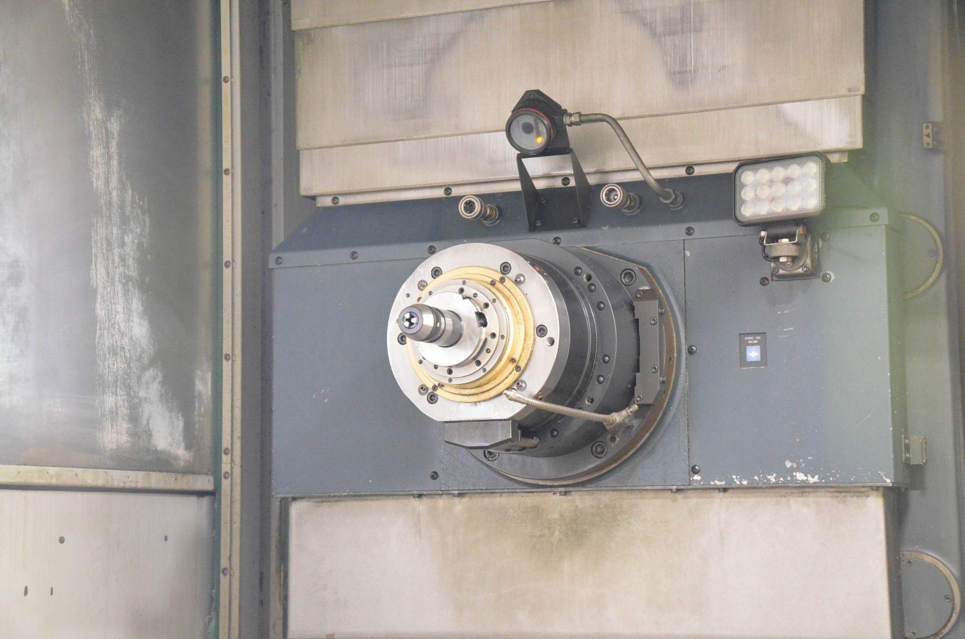 MAKINO (2008) MCC2013 4-AXIS HORIZONTAL MACHINING CENTER WITH MAKINO PROFESSIONAL 5 CNC CONTROL, - Image 12 of 12