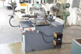 """MACC (2008) SPECIAL 400 SI 16"""" METAL CUTTING HORIZONTAL BAND SAW WITH MITER CAPABILITY, COOLANT,"""