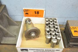 INDEXING COLLET CHUCK SET
