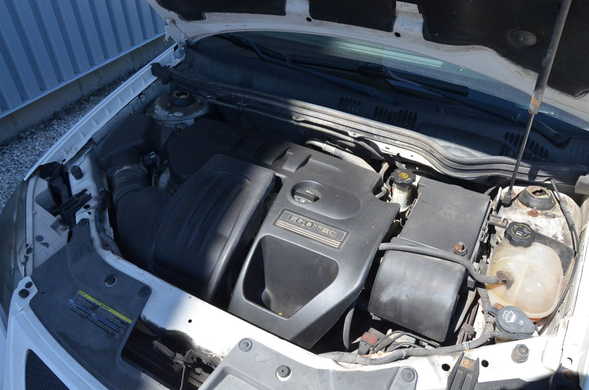 PONTIAC (2008) G5 4-DOOR SEDAN, AUTO, APPROX. 192,000 KM (RECORDED ON METER AT THE TIME OF LISTING), - Image 9 of 9