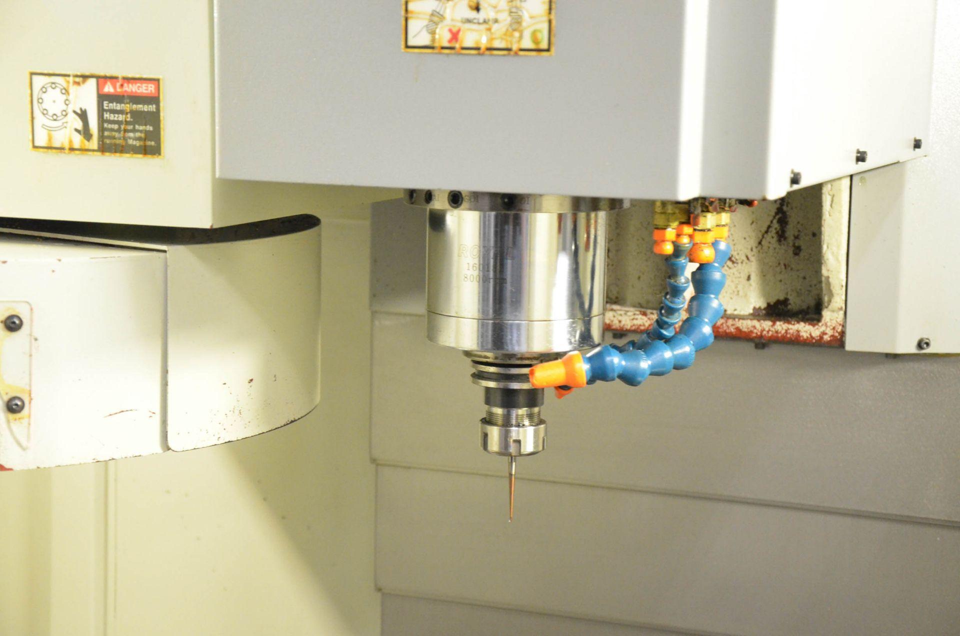 SWI (2012) TRAK LPM 4-AXIS READY CNC VERTICAL MACHINING CENTER WITH PROTO TRAK PMX CNC CONTROL, 19. - Image 6 of 10