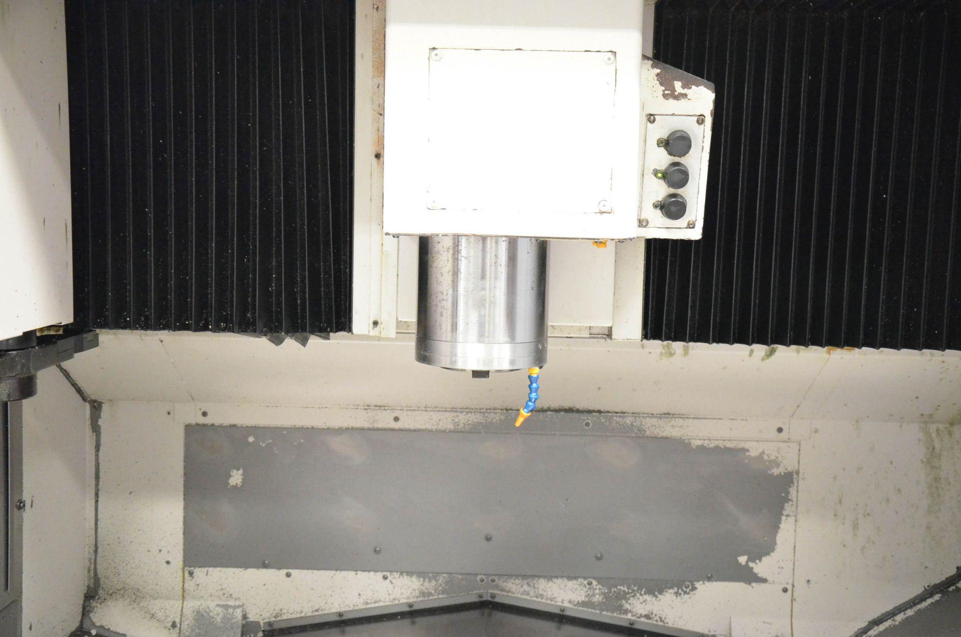 OKUMA (2007) ACE CENTER MB-56VB CNC VERTICAL MACHINING CENTER WITH OKUMA OSP-P200M CNC CONTROL, - Image 6 of 11