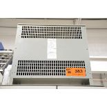DELTA 60KVA/600-230-127V/3PH/60HZ TRANSFORMER (CI) [RIGGING FEES FOR LOT #383 - $50 USD PLUS