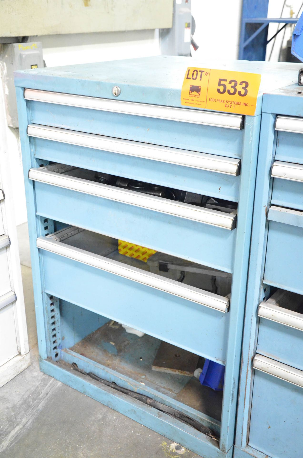 LISTA 4-DRAWER TOOL CABINET