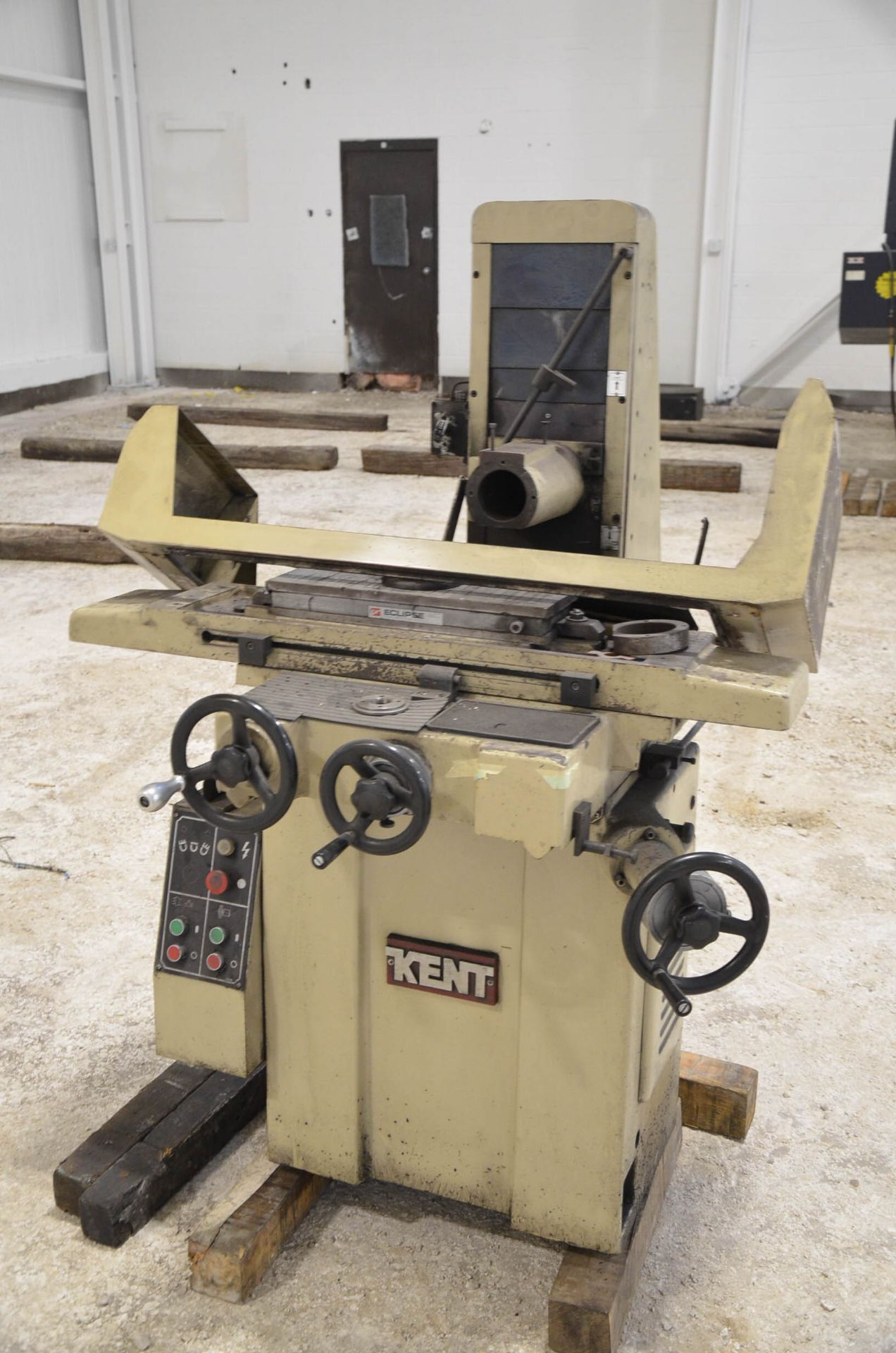 LOT/ SURPLUS MACHINERY AND EQUIPMENT CONSISTING OF PARPAS FAMU (1998) PHS-812 GANTRY-TYPE CNC - Image 6 of 6