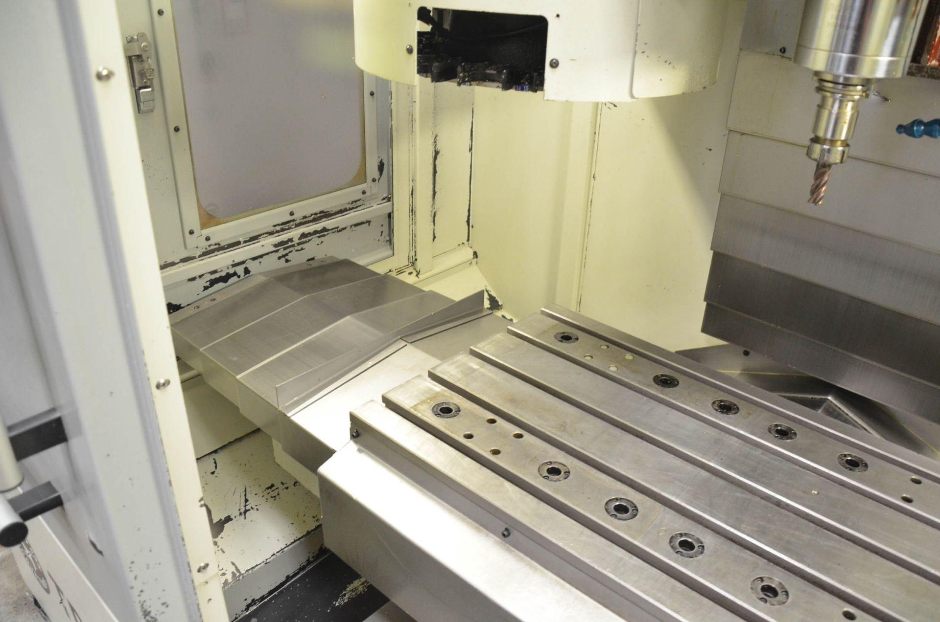 "SWI (2013) TRAK LPM CNC VERTICAL MACHINING CENTER WITH PROTO TRAK PMX CNC CONTROL, 19.5"" X 35.5"" - Image 7 of 9"
