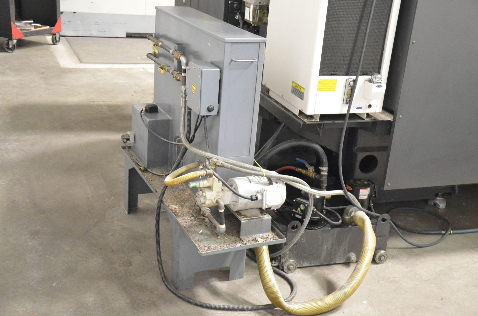 """OKUMA (DEC-2014) GENOS M560-V CNC VERTICAL MACHINING CENTER WITH OKUMA OSP-P300M CNC CONTROL, 22"""" - Image 10 of 12"""
