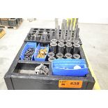 LOT/ FCS SYSTEM CLAMPING HARDWARE WITH CART