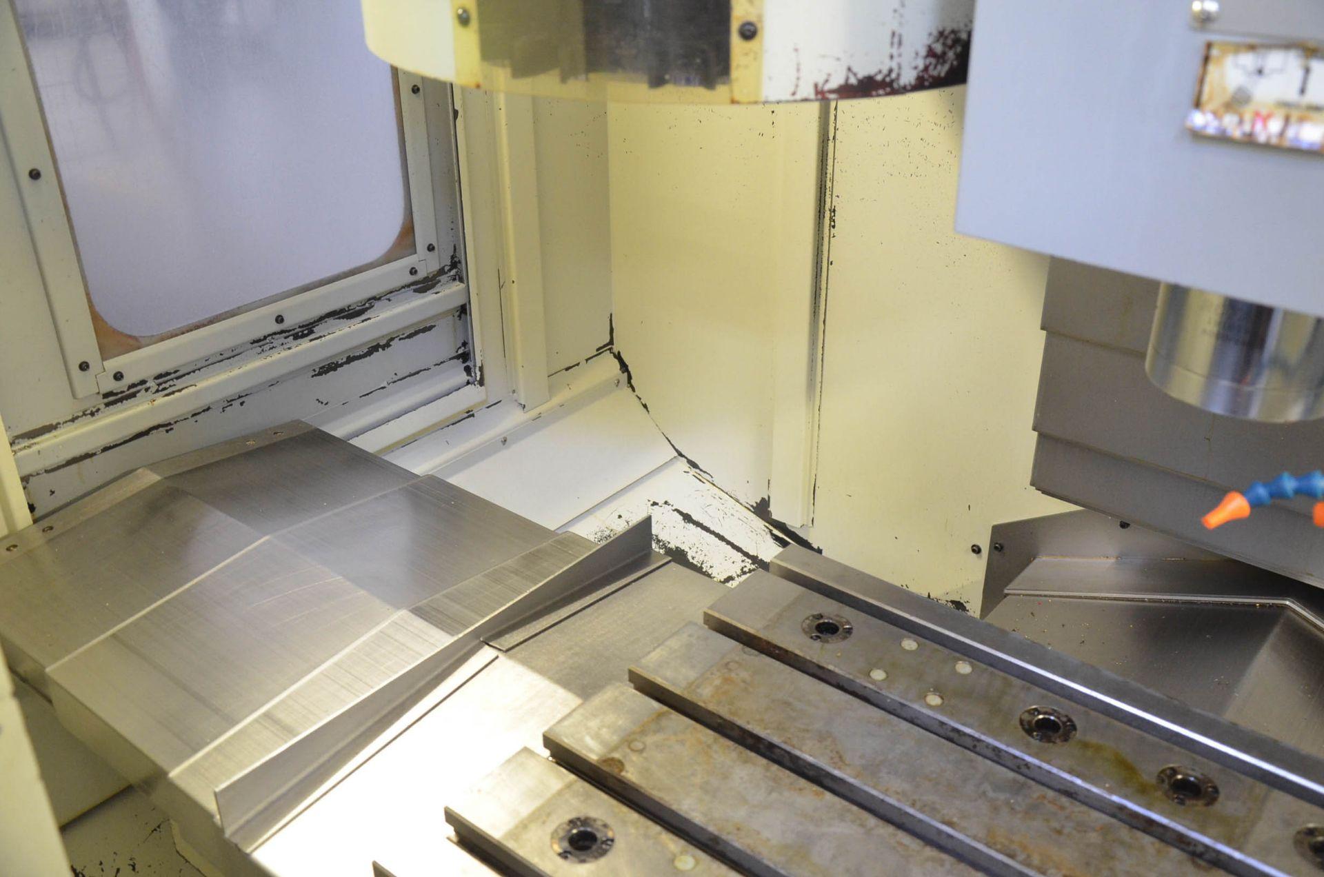"SWI (2014) TRAK LPM CNC VERTICAL MACHINING CENTER WITH PROTO TRAK PMX CNC CONTROL, 19.5"" X 35.5"" - Image 7 of 9"
