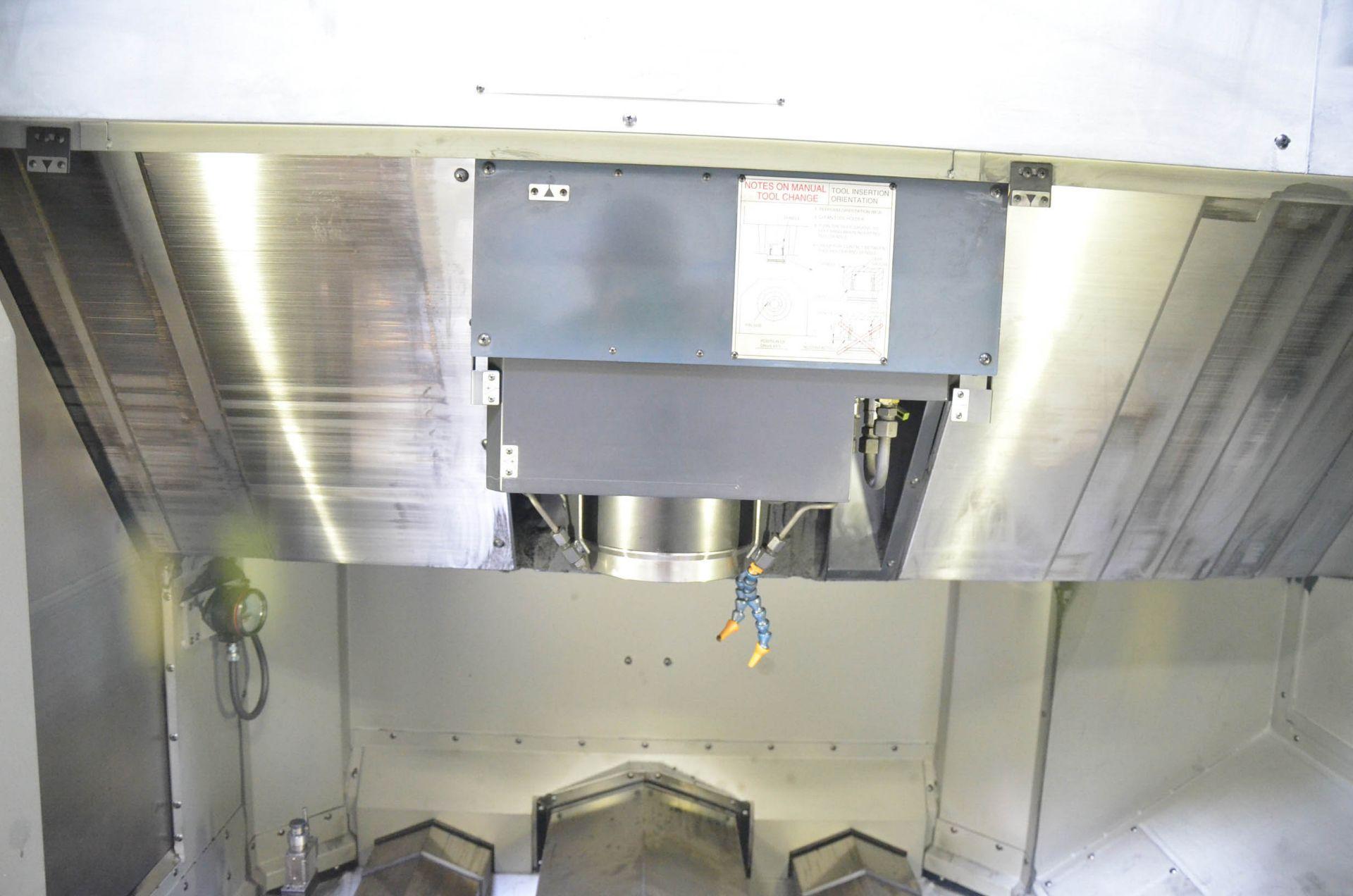 MAKINO (2008) V56 GRAPHITE CNC VERTICAL MACHINING CENTER WITH MAKINO PROFESSIONAL 5 TOUCHSCREEN - Image 7 of 10