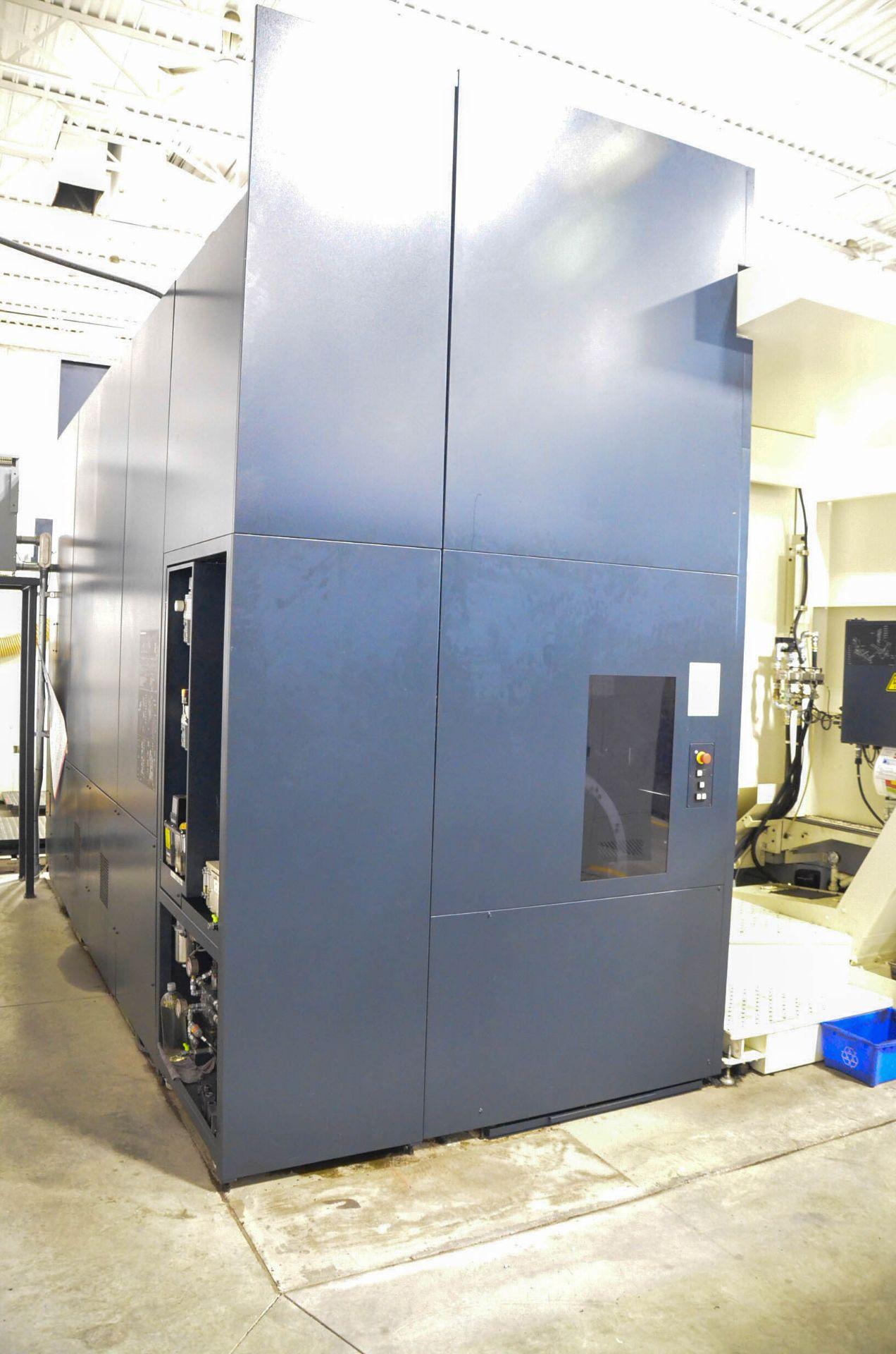 "MAKINO (NOV 2018) V90S 5-AXIS CNC MACHINING CENTER WITH MAKINO PROFESSIONAL 6 CNC CONTROL, 78.74"" - Image 14 of 15"