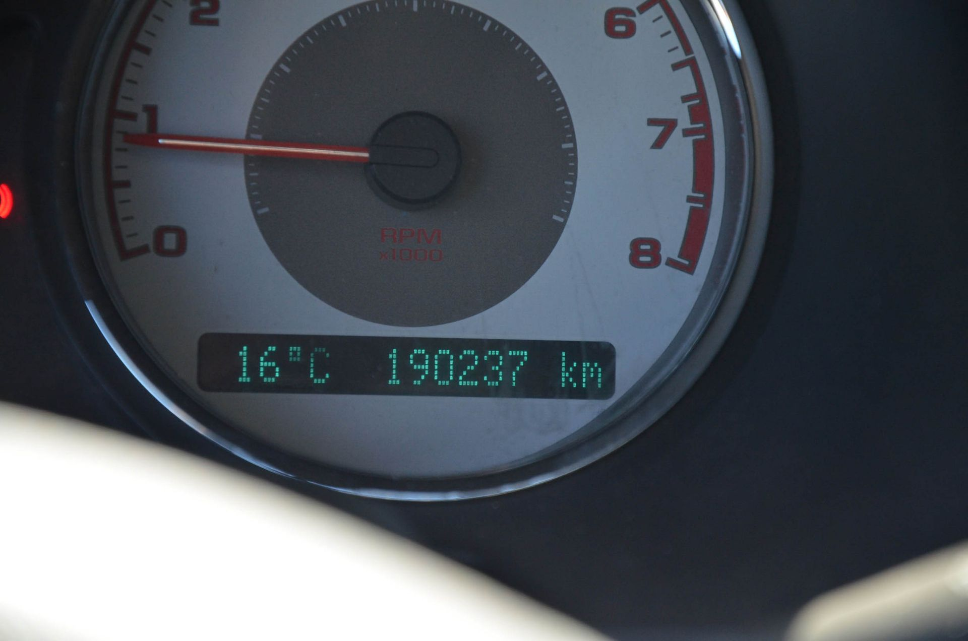 PONTIAC (2008) G5 4-DOOR SEDAN, AUTO, APPROX. 192,000 KM (RECORDED ON METER AT THE TIME OF LISTING), - Image 8 of 9