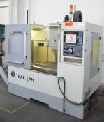 "SWI (2014) TRAK LPM CNC VERTICAL MACHINING CENTER WITH PROTO TRAK PMX CNC CONTROL, 19.5"" X 35.5"""