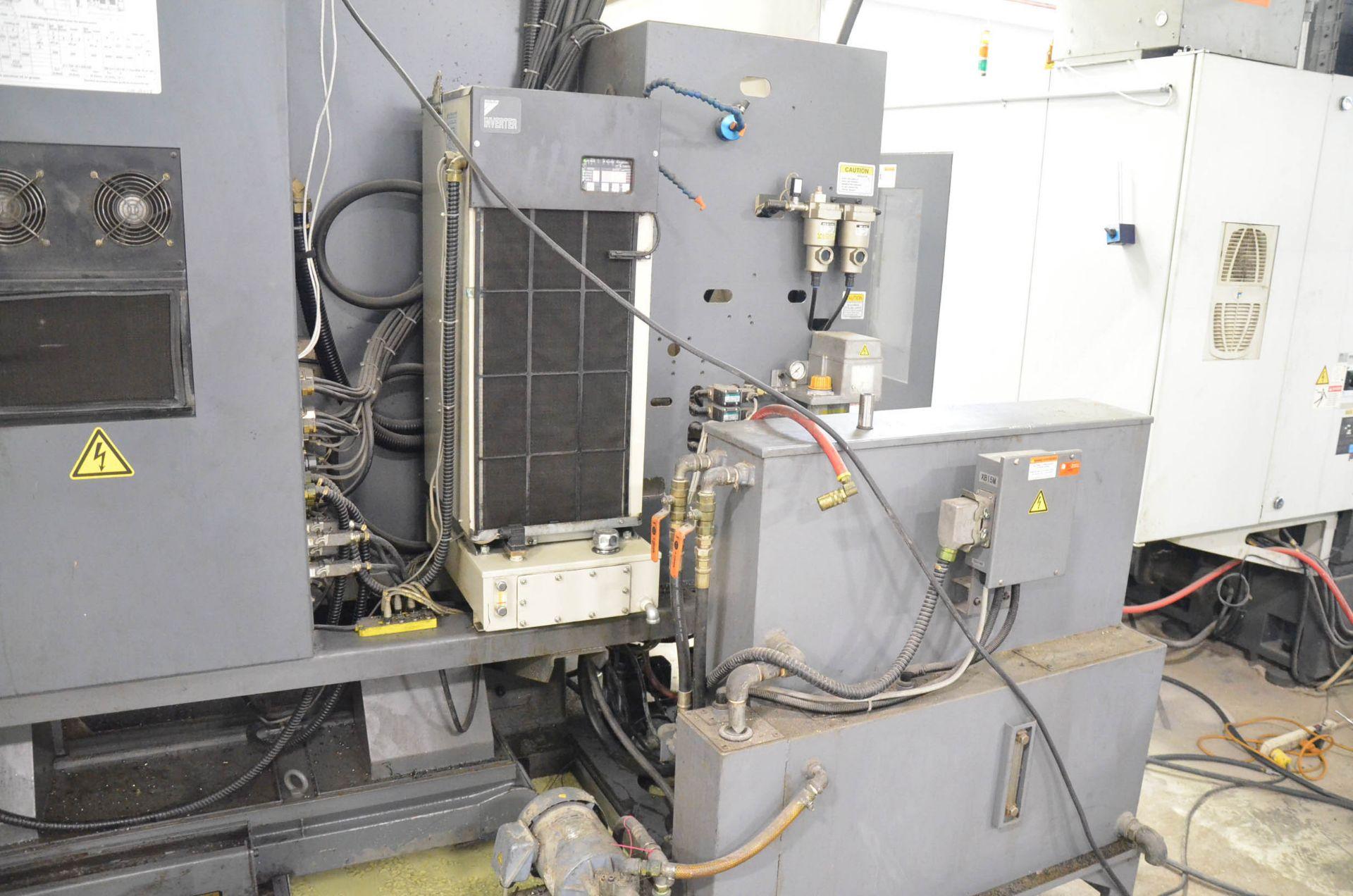 OKUMA (2007) ACE CENTER MB-56VB CNC VERTICAL MACHINING CENTER WITH OKUMA OSP-P200M CNC CONTROL, - Image 9 of 11