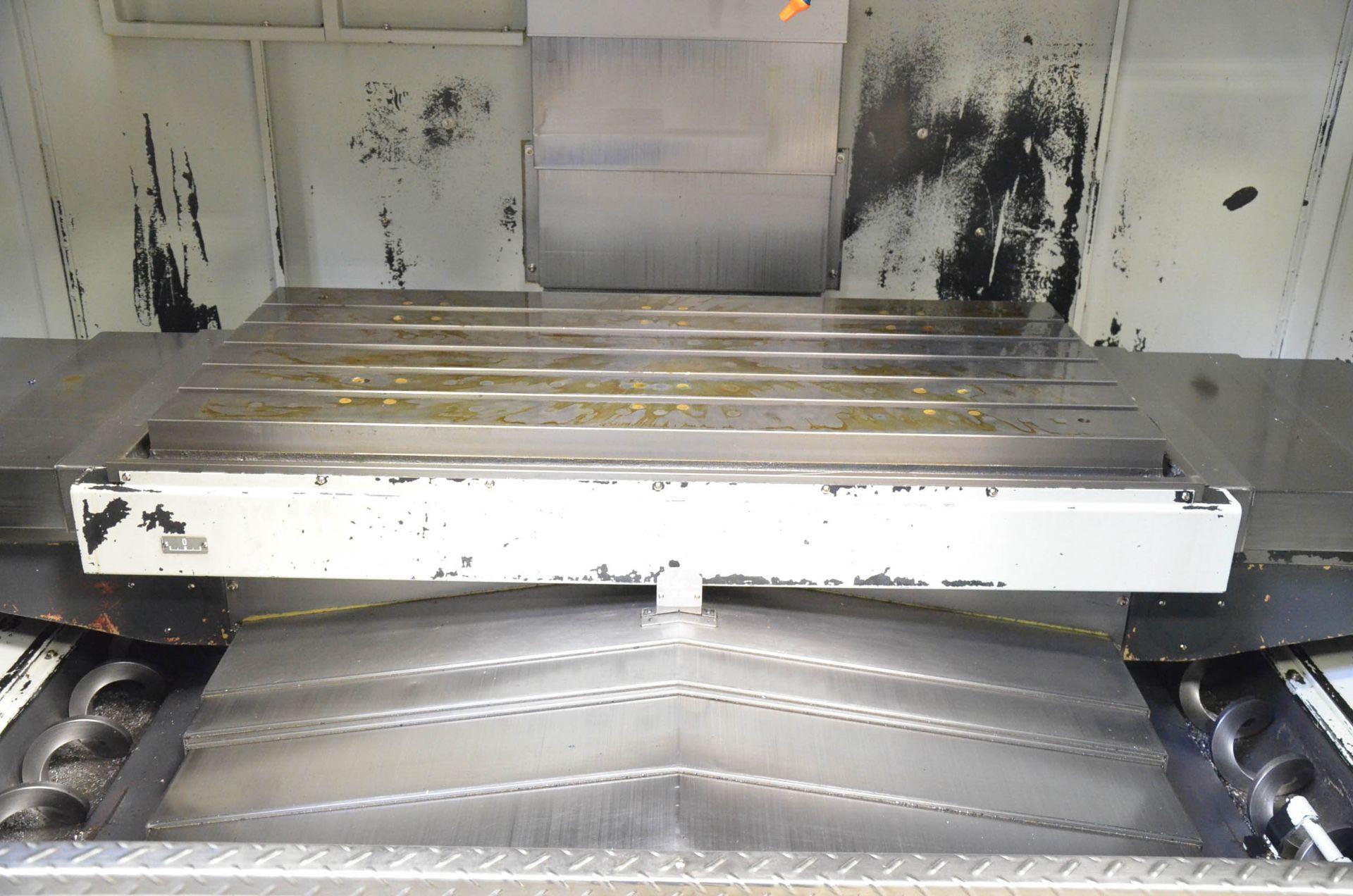 AWEA YAMA SEIKI (2012) AF-1250 CNC VERTICAL MACHINING CENTER WITH FANUC SERIES 31I-MODEL B CNC - Image 3 of 10