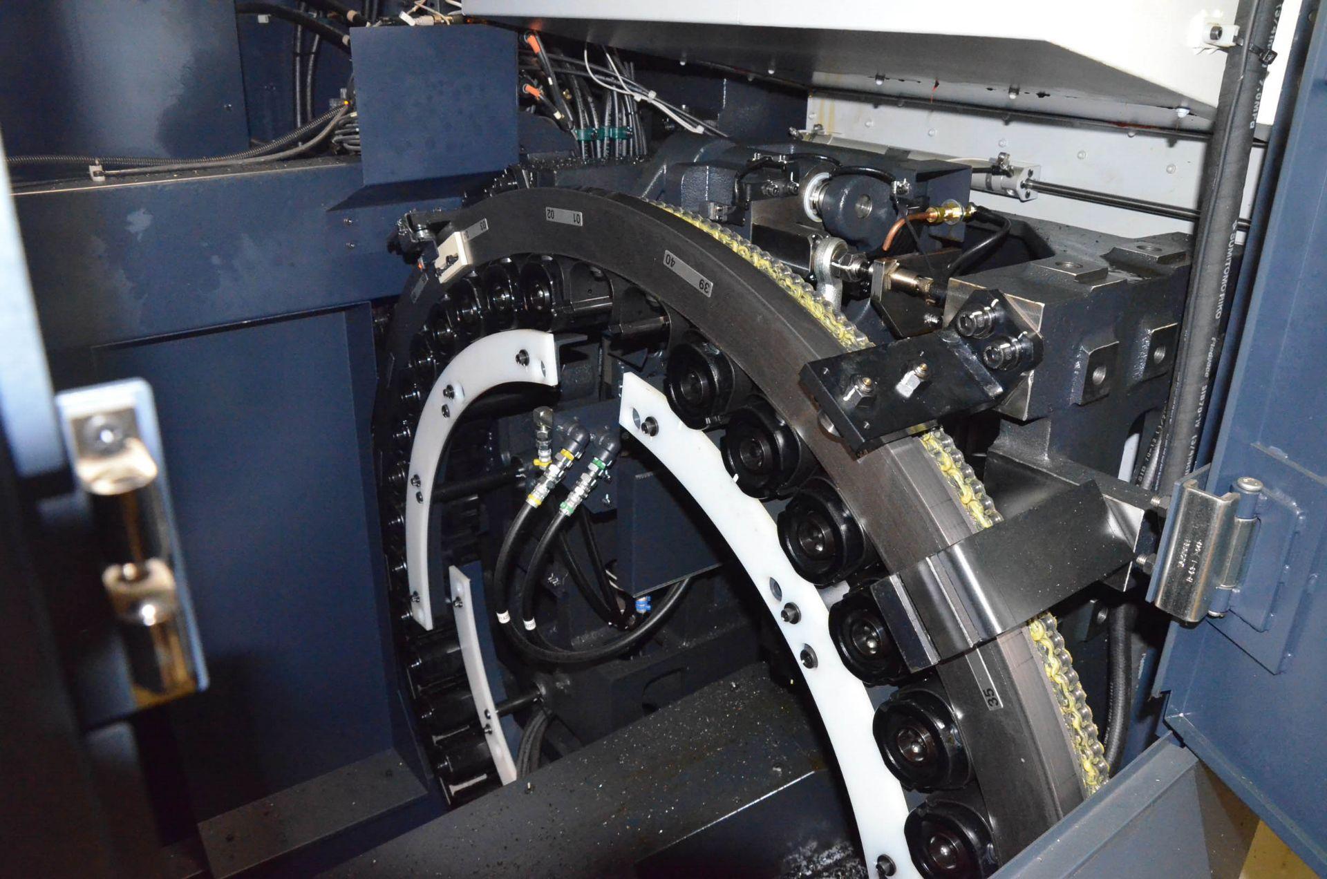"MAKINO (NOV 2018) V90S 5-AXIS CNC MACHINING CENTER WITH MAKINO PROFESSIONAL 6 CNC CONTROL, 78.74"" - Image 15 of 15"