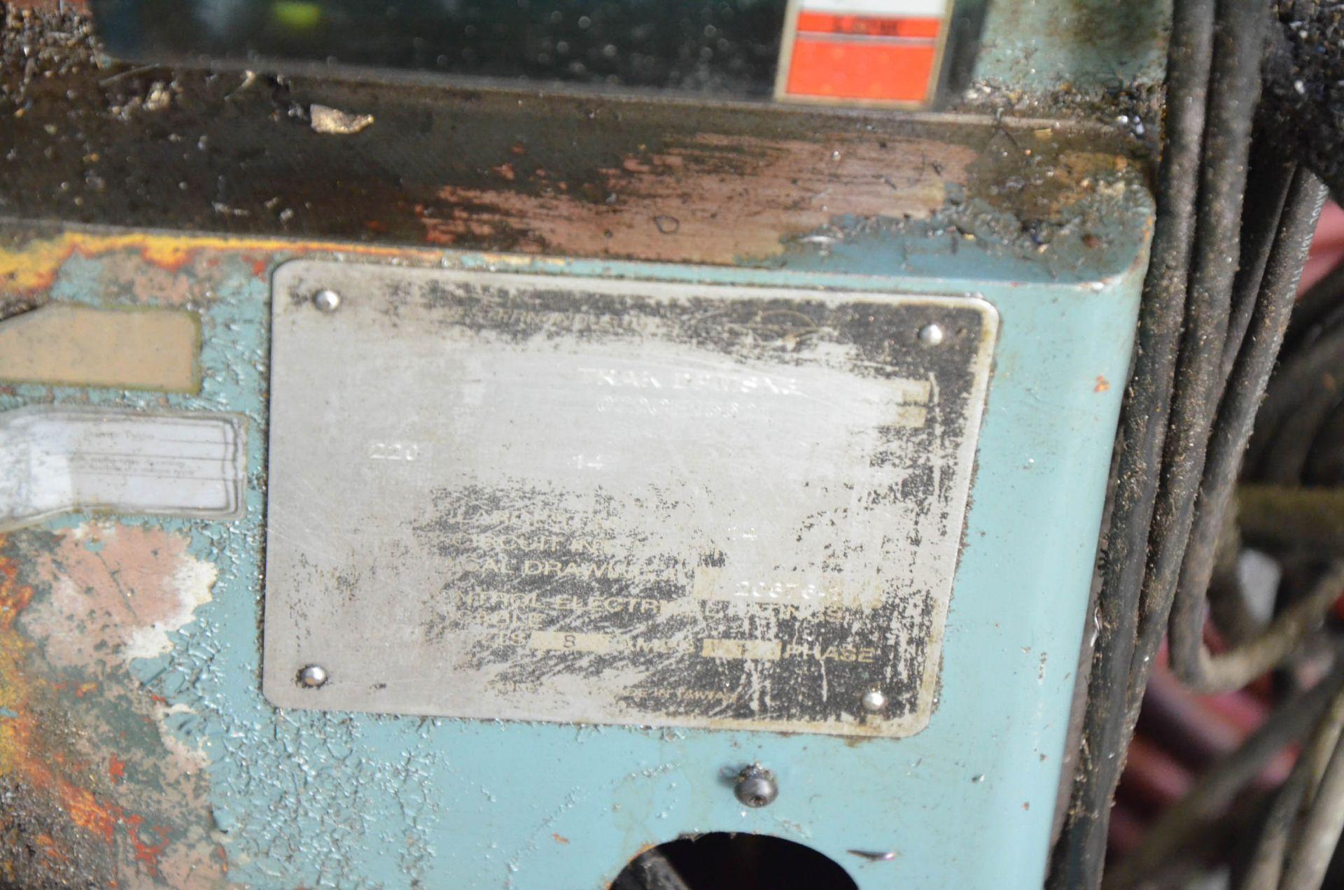 "TRAK DPM3 CNC VERTICAL TURRET MILLING MACHINE WITH PROTO TRAK (2007) SMX CNC CONTROL, 10"" X 50"" - Image 6 of 7"