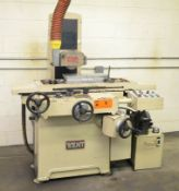 """KENT CGS-818AHD HYDRAULIC SURFACE GRINDER WITH 6""""X18"""" MAGNETIC CHUCK, 8"""" WHEEL, INCREMENTAL DOWN-"""