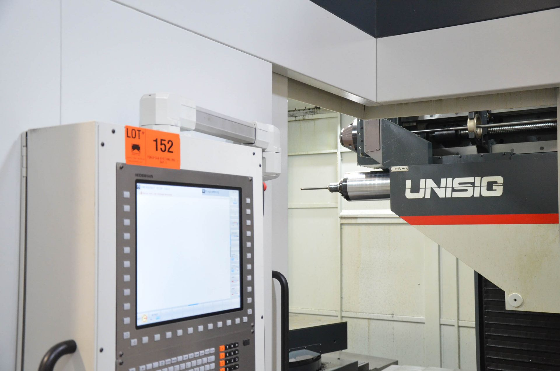 UNISIG (2020) USC-M38 5-AXIS COMBINATION CNC GUN DRILLING AND MILLING MACHINE WITH HEIDENHAIN ITNC - Image 6 of 17