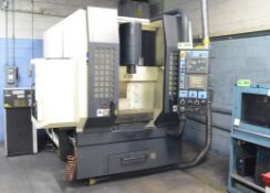 MAKINO (2004) SNC 64 HIGH SPEED CNC VERTICAL MACHINING CENTER WITH MAKINO PROFESSIONAL A CNC