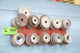 LOT/ SPARE GRINDING WHEELS