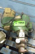 FIRST VERTICAL TURRET MILLING MACHINE SPARE POWER HEAD, S/N N/A