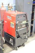 LINCOLN ELECTRIC PRECISION TIG 275 PORTABLE DIGITAL TIG WELDER WITH CABLES AND GUN, S/N: U1120609755