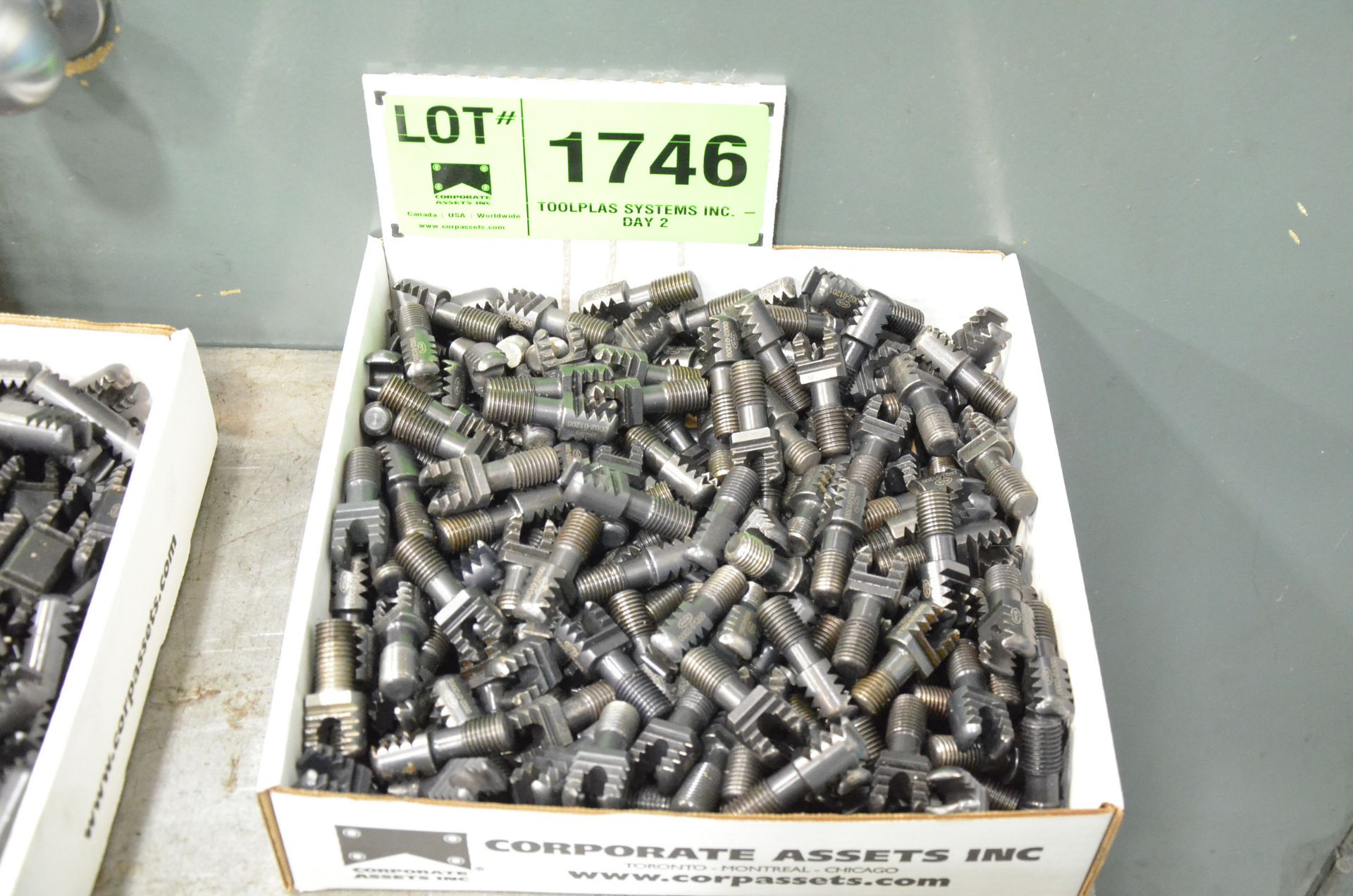 LOT/ FCS SYSTEMS 002-01200 RODS