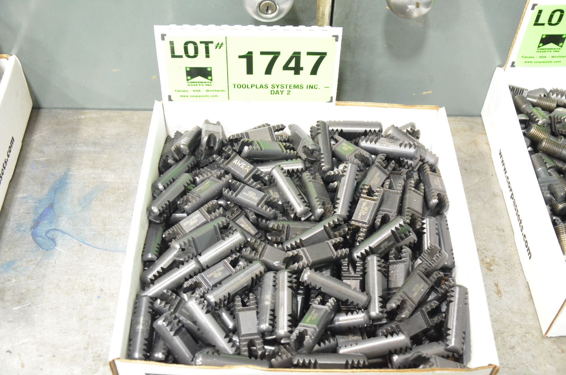 LOT/ FCS SYSTEMS 002-01600 RODS