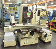 """CHEVALIER FSG-3A1224H HYDRAULIC SURFACE GRINDER WITH 12""""X24"""" MAGNETIC CHUCK, 12"""" WHEEL,"""