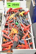 LOT/ ALLEN WRENCHES