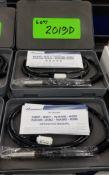 LOT/ (2) NAKANISHI NSP-601 AIR GRINDERS (NEW IN BOX)