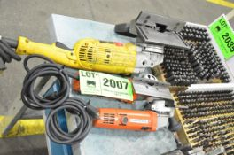 LOT/ ELECTRIC BEVELLERS