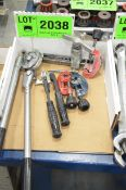LOT/ PIPE BENDERS AND FLARING KIT