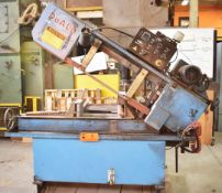 """DOALL C-916A AUTOMATIC HORIZONTAL BAND SAW WITH 15""""X11"""" CAPACITY, 2.2 HP, COOLANT, 575V/3PH/60HZ,"""