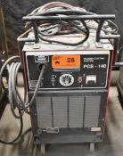 AIRCO PCS-140 PORTABLE PLASMA CUTTER WITH CABLES & GUN, S/N: N/A