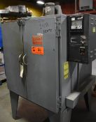 """GRIEVE MODEL 333 LARGE CAPACITY ELECTRIC BENCH OVEN WITH 350 DEG. F. MAX. TEMPERATURE, 6.6 KW, 36"""""""