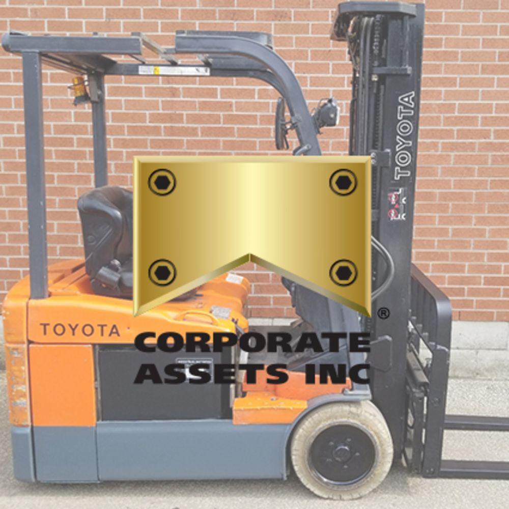 Large Forklift Lease Return Event #4