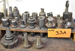 LOT/ MILL TOOLING