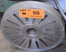 """20"""" BACKING PLATE"""