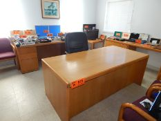 LOT/ CONTENTS OF OFFICE (FURNITURE ONLY)