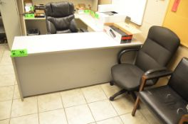 LOT/ BALANCE OF MAINTENANCE MGR OFFICE - FURNITURE ONLY