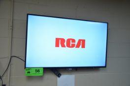"RCA 42"" FLAT SCREEN TV,"