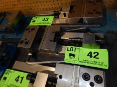 """GS 6"""" MACHINE VISE WITH HANDLE"""